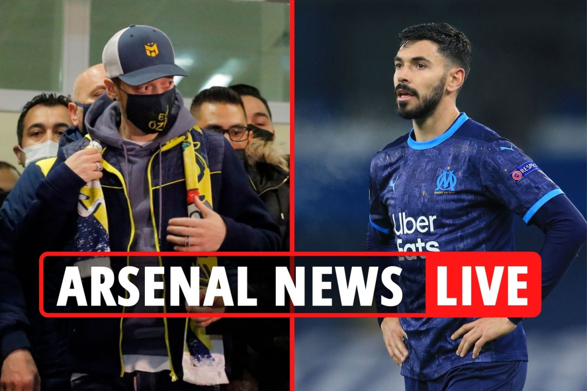 10pm Arsenal transfer news LIVE: Newcastle WIN reaction, Ozil to Fenerbahce LATEST, Sanson link, Edouard for Lacazette