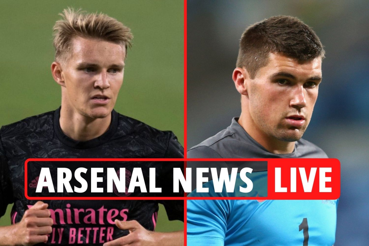 2pm Arsenal transfer news LIVE: Mat Ryan SIGNS, Odegaard 'chooses Gunners', Aouar to Madrid, Upamecano race LATEST,