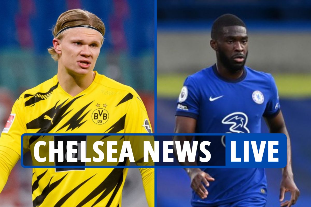 5.30pm Chelsea transfer news LIVE: Tomori SIGNS Milan contract, Pochettino to replace Lampard update, Haaland LATEST