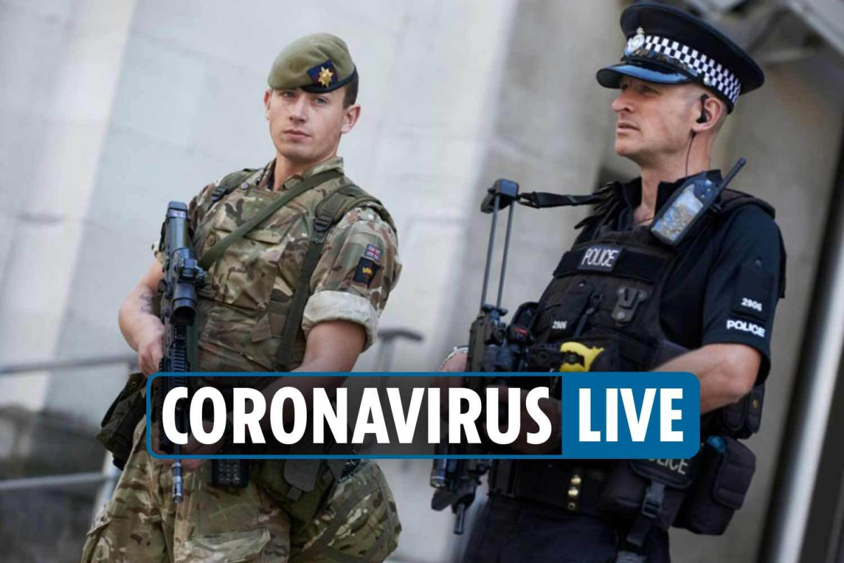 Covid UK news LIVE – Brits face being trapped abroad in hotel rooms for two weeks if they test positive for coronavirus