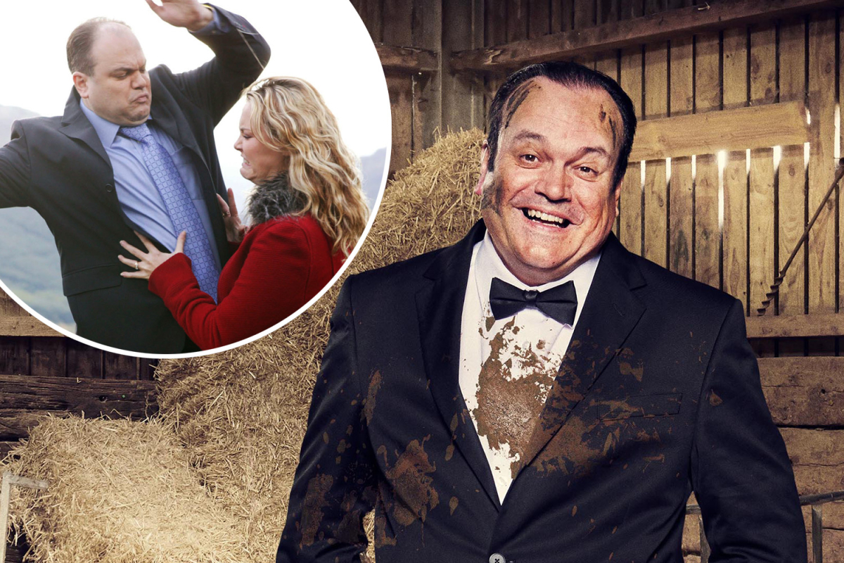 EastEnders star Shaun Williamson says he's doing reality TV to 'pay the mortgage' after Covid cancelled his BBC sitcom