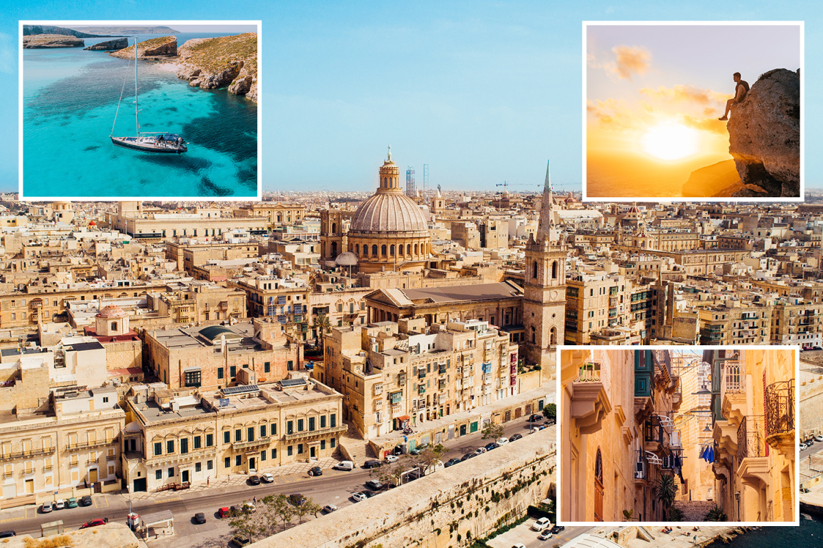 Fancy a Malta visit — here's our guide to the tiny capital of Valletta — effectively one giant castle