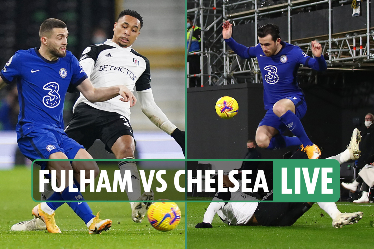 Fulham vs Chelsea LIVE: Live stream, TV channel as Havertz and Werner start on BENCH for London derby – latest updates
