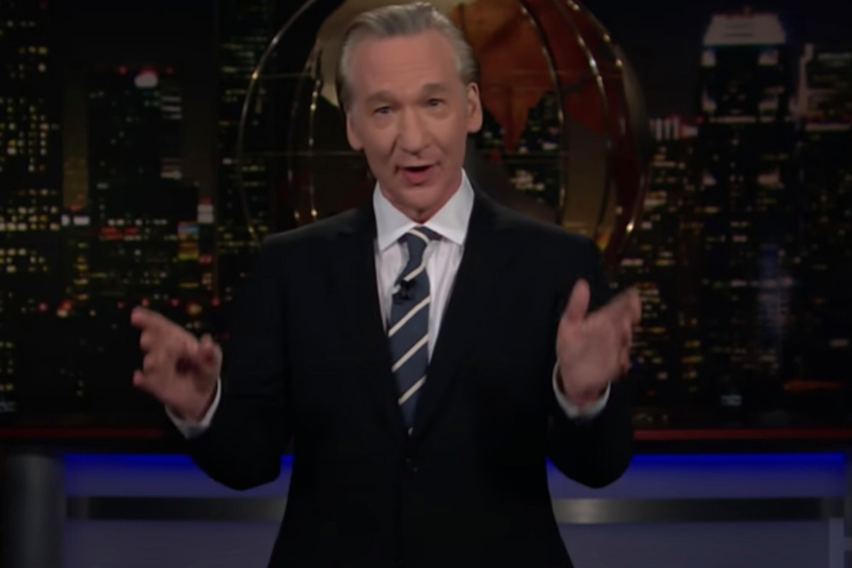Is there a new episode of Bill Maher tonight?