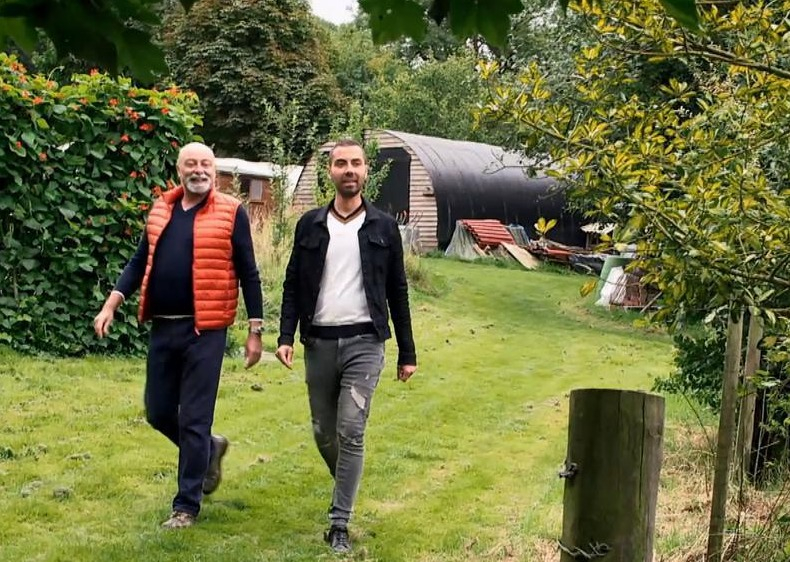 Jet-setting pals used to £8K trips horrified after making poo manure & staying in a caravan on Rich House, Poor Holiday