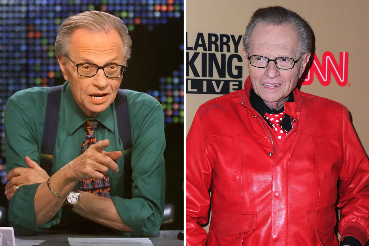 Larry King death latest – Celebrity tributes pour in as Piers Morgan remembers legendary CNN news anchor
