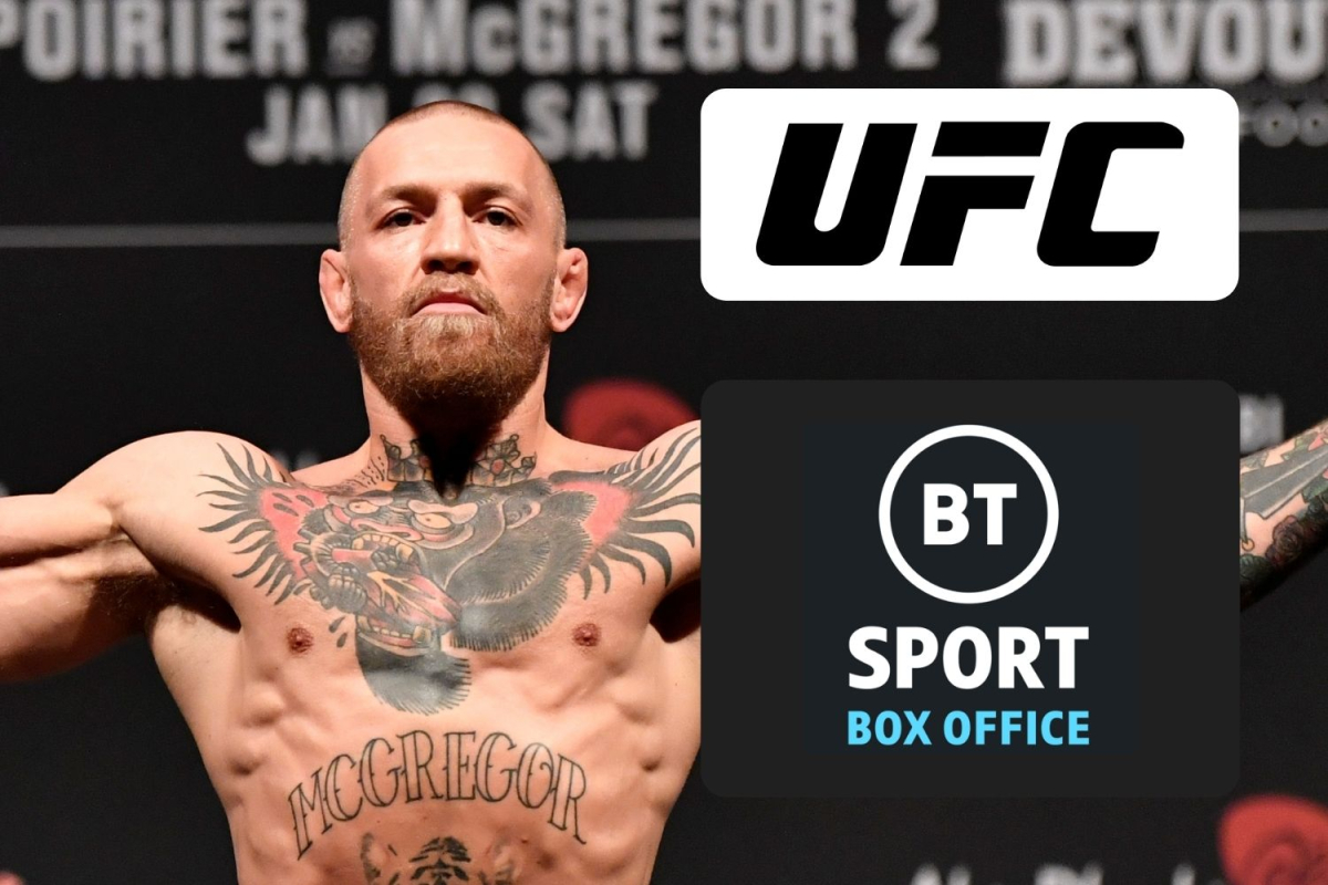 McGregor vs Poirier – UFC 257 fight start time UK, TV channel, live stream, fight card and prelims TONIGHT