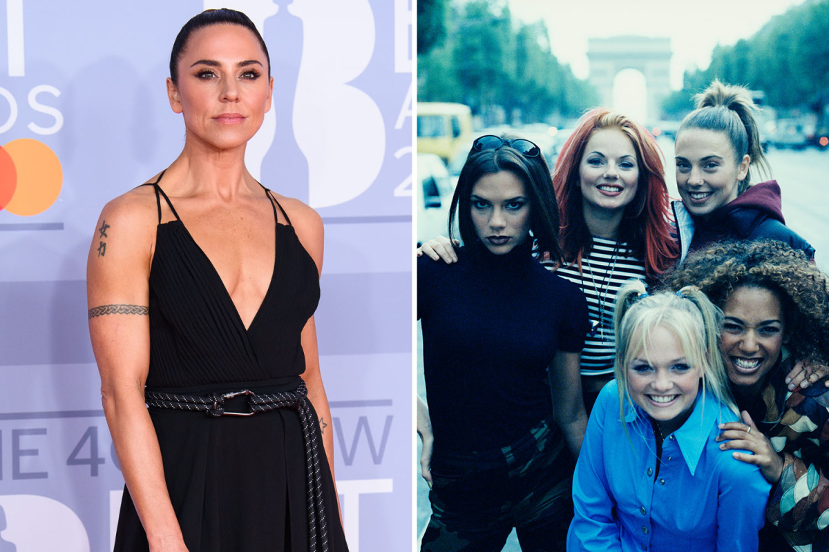 Spice Girls singer Mel C admits she 'needed professional help' with 'depression' and 'eating disorder' at height of fame