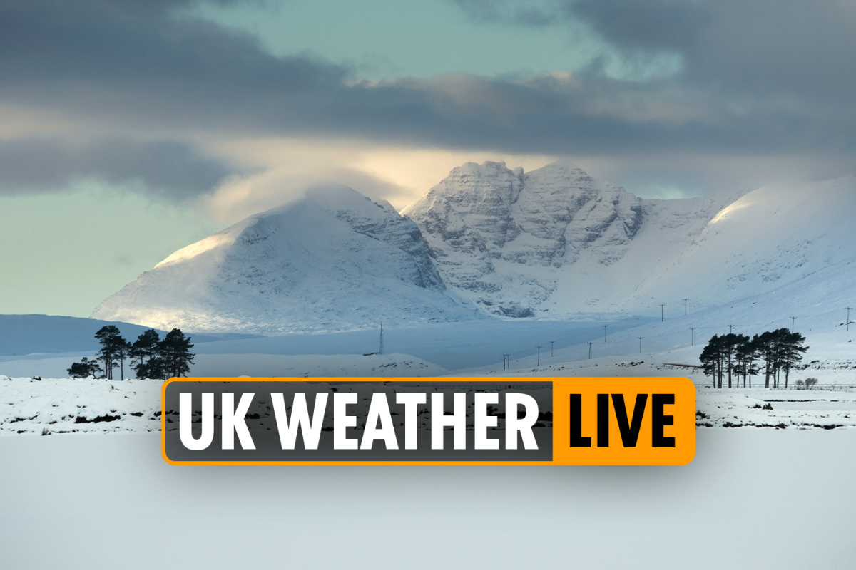 UK weather forecast LIVE – London FLOOD alerts as Beast from the East's snow moves on to heavy rain & rivers burst banks