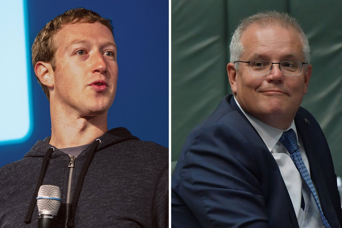 Australia passes world-first media law forcing Facebook and Google to pay for news content
