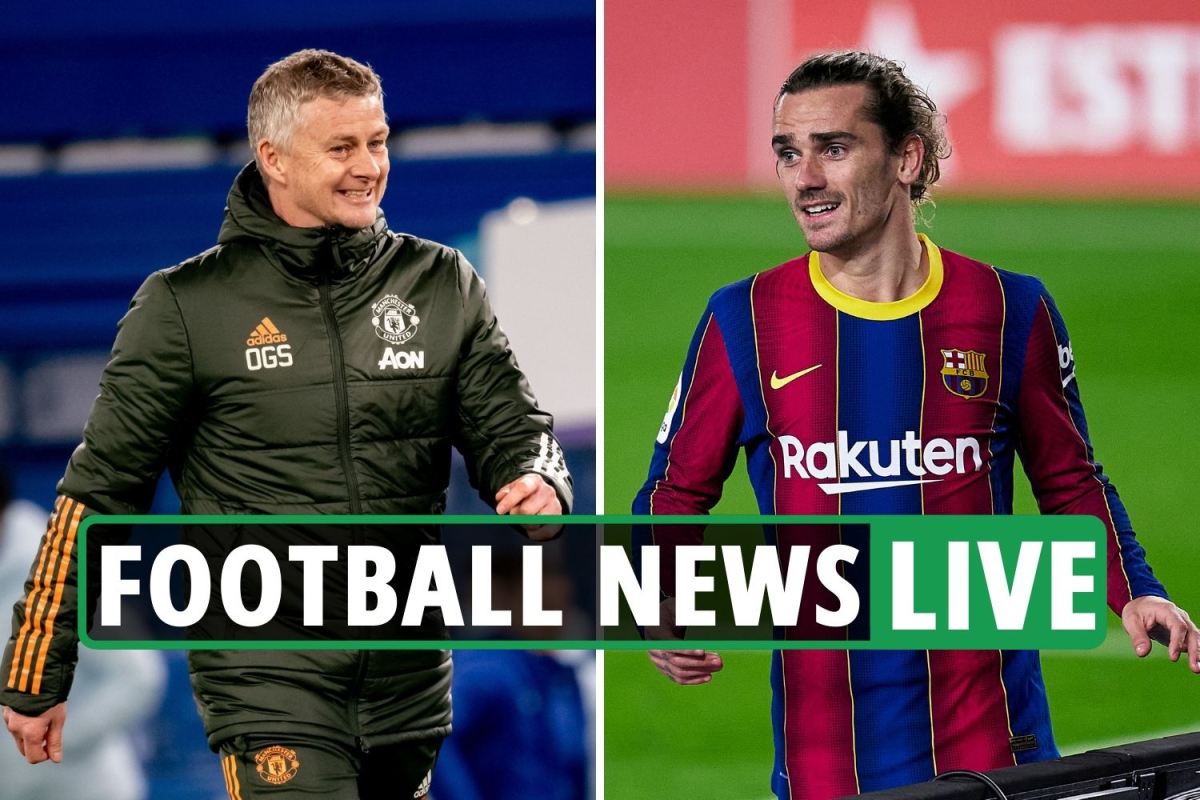Man Utd could sign Griezmann for just £50m – Arsenal, Liverpool, Chelsea, Tottenham and Man City transfer news