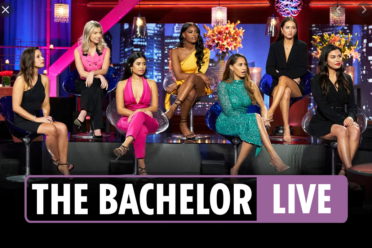 The Bachelor 2021 LIVE – Matt faces his exes at explosive 'Women Tell All' as they address the Brittany Galvin drama