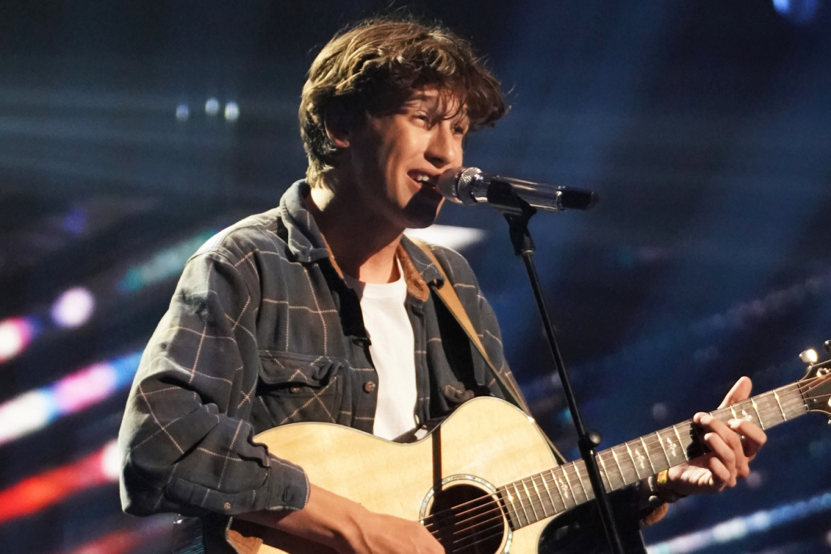 American Idol fans stunned as frontrunner Wyatt Pike 'drops out' of competition unexpectedly & viewers 'demand answers'