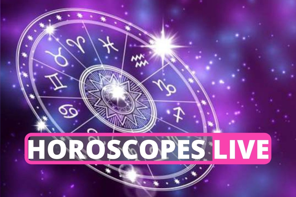 Horoscope daily updates LIVE – From Mystic Meg star signs to astrology news – what's YOUR reading on Tuesday April 13