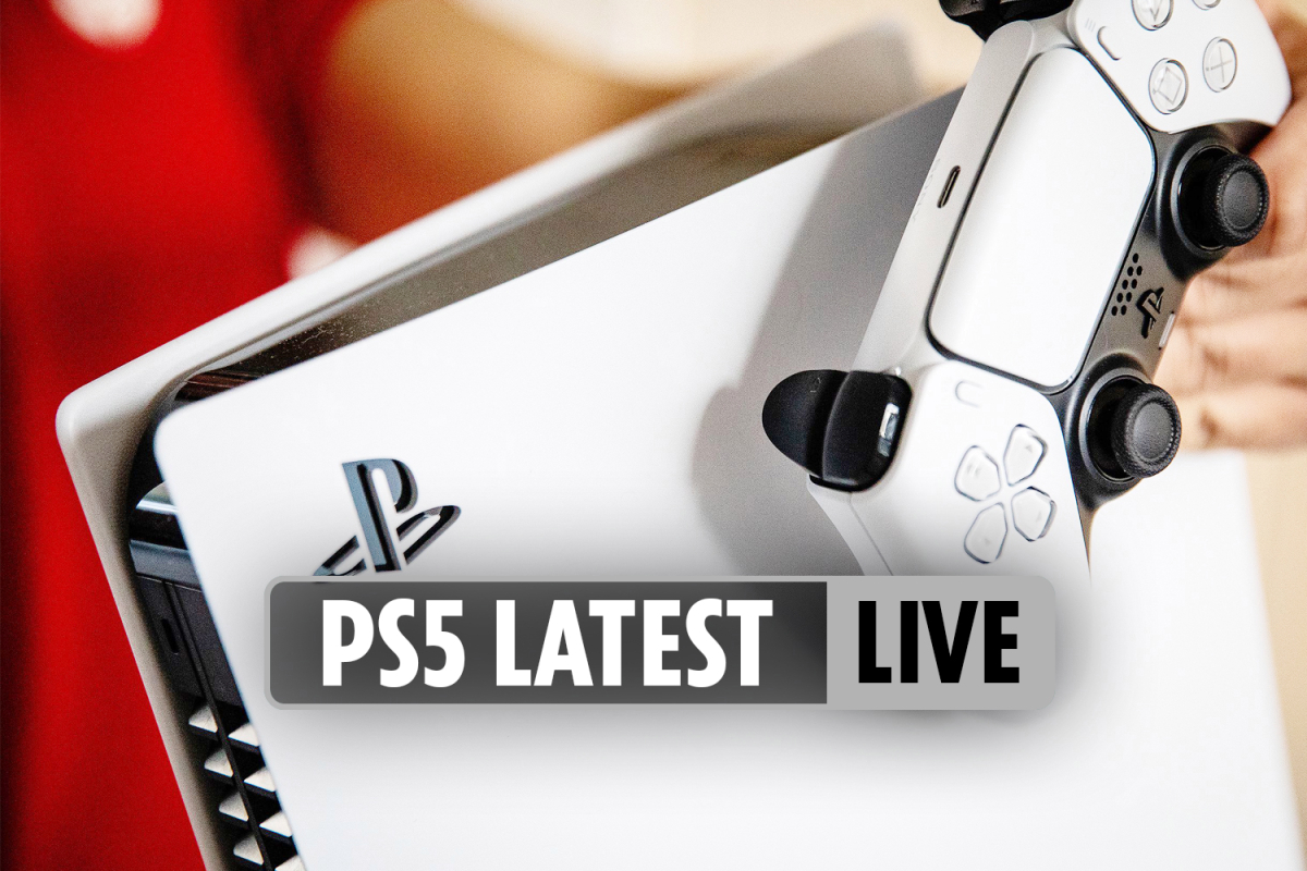 PS5 UK stock update – Smyths and Very drops 'expected THIS WEEK' but other restocks 'delayed by Evergiven ship'