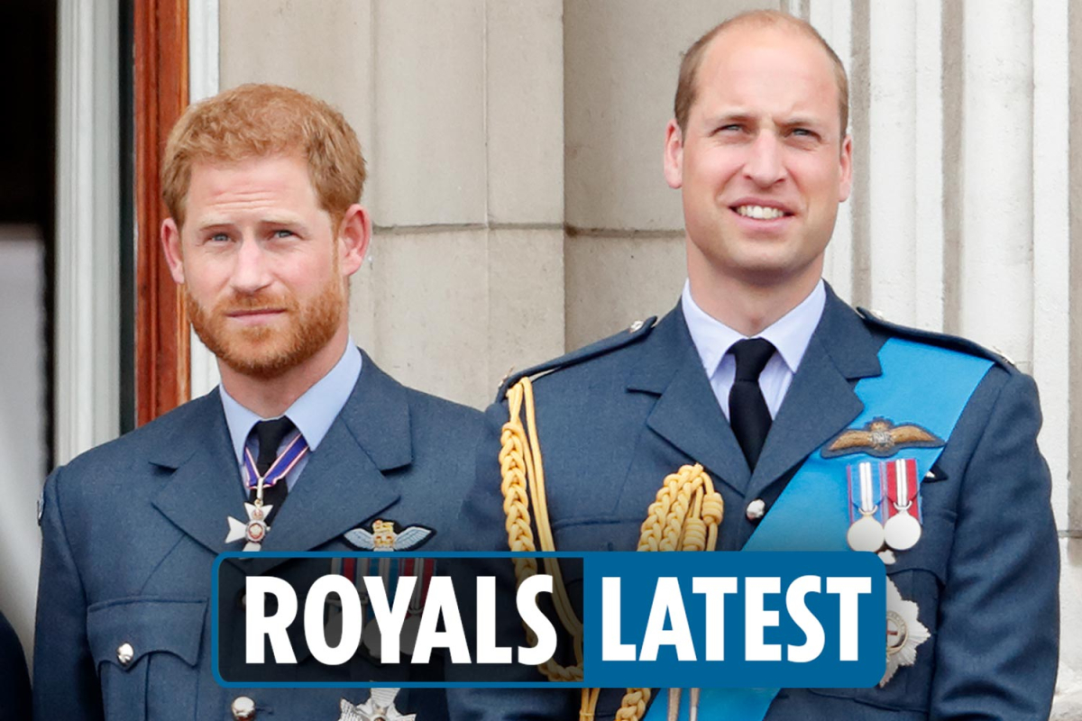 Royals latest LIVE – Prince William & Prince Harry have been 'arguing for last 18 months', says brothers' mutual friend