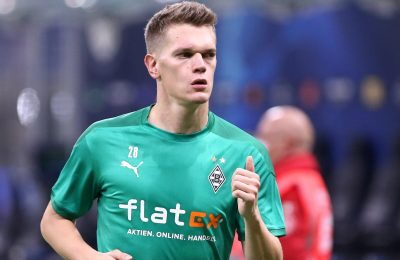 Tottenham and Liverpool in switch race for Matthias Ginter as Monchengladbach eye £30m price