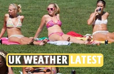 Climate forecast UK – 16-day heatwave to hit inside weeks bringing wonderful 20C temperatures and chasing Could rain away