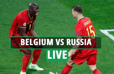 Belgium vs Russia LIVE: Stream FREE, rating, TV channel – Lukaku in Eriksen tribute as Pink Devils cruise in Euro 2020