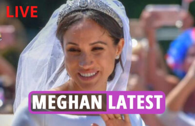 Meghan Markle information – Duchess will use 'high-profile connections to run for PRESIDENT' and 'gasoline her political goals'