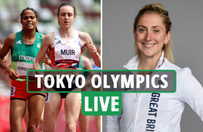 Tokyo Olympics LIVE RESULTS: Laura Kenny in monitor biking motion, Laura Muir safely by – Day 10 newest updates
