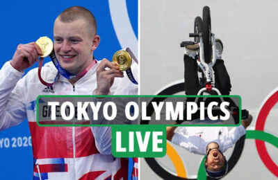 Tokyo Olympics LIVE RESULTS: Peaty goes for golden TREBLE, BMX freestyle underway, boxing updates – Day 9 newest updates
